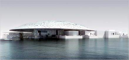 Louvre Abu Dhabai