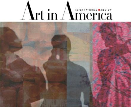 nOise anusmOs picked as not to be missed in best 5 nyc art shows by Art in America