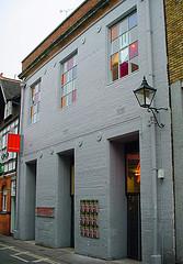 Daniel Buren at Modern art Oxford