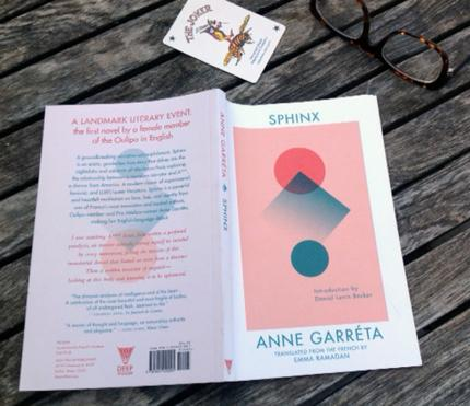 Anne Garréta's novel Sphinx