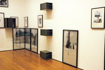 installation shot, Jan de Cock, Denkmal 11