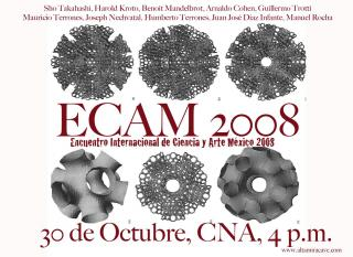 ECAM 2008 conference in Mexico City