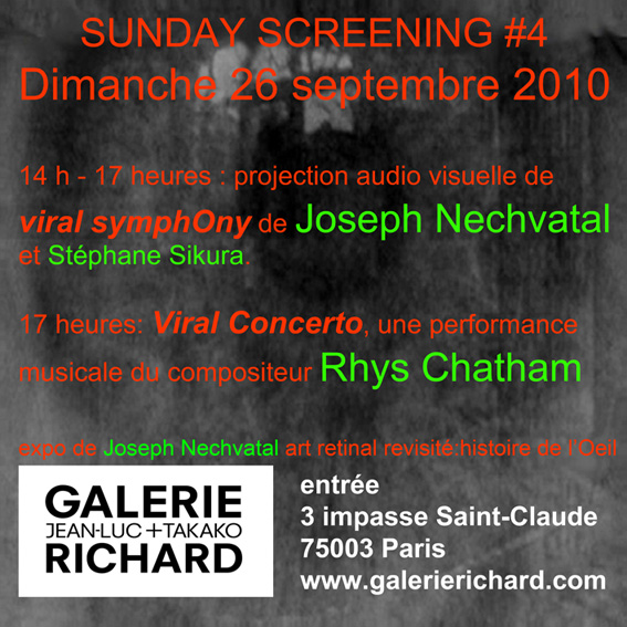 Rhys Chatham to perform viral cOcertO