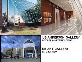 UB Art Galleries