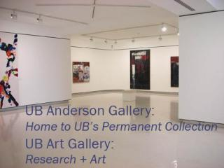 Dr. Sandra Olsen to discuss Selections from the Permanent Collection of the UB Anderson Gallery