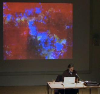 "ZKM lecture on ""Immersion Into Noise"""