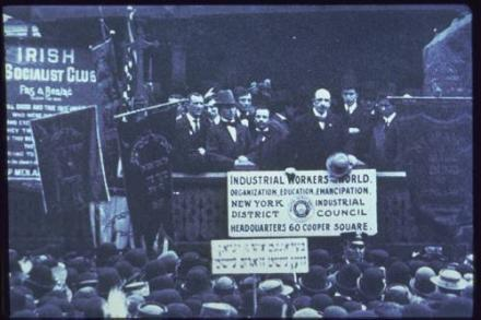 Irish Socialists Club