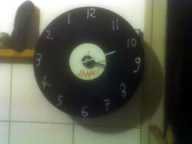Jean Dupuy clock