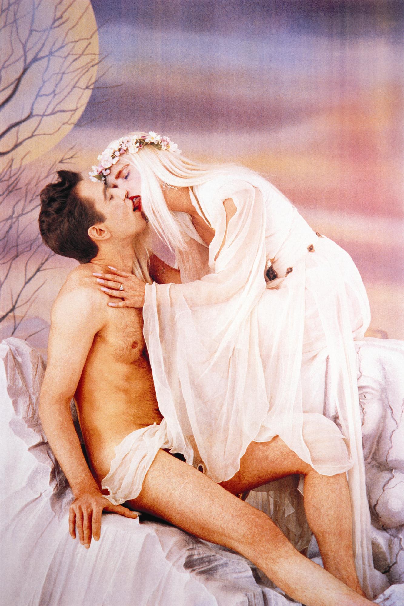 1960 erotic art