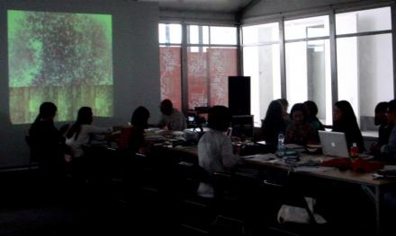 2012 Shanghai Biennale :: The Art of Noise workshop
